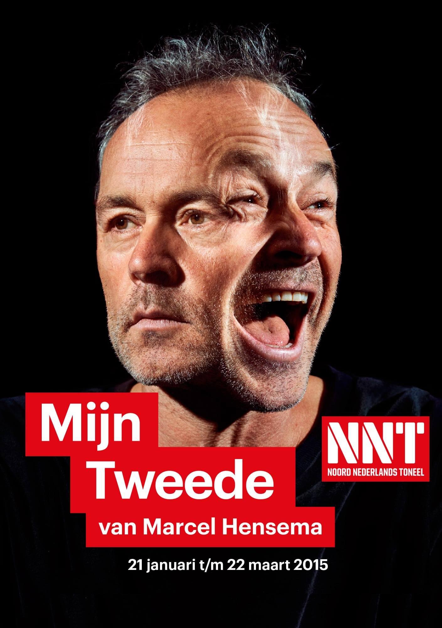 Campagne NNT MijnTweede affiche